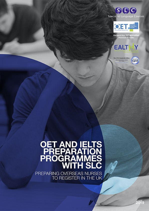 oet and IELTS Brochure thumbnail